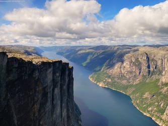 Lysefjord II by acoresjo88