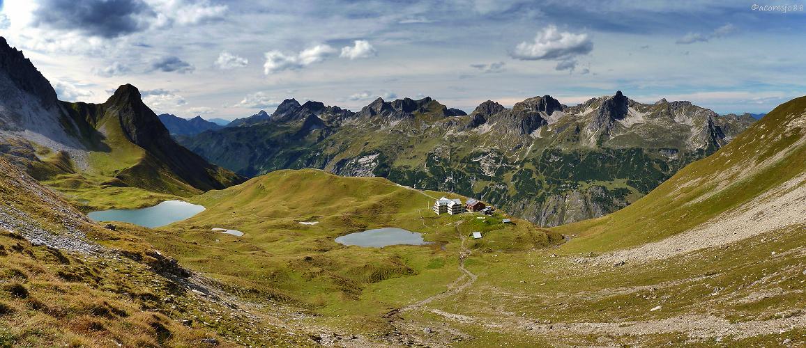 Allgaeu Alps panoramic 5 by acoresjo88