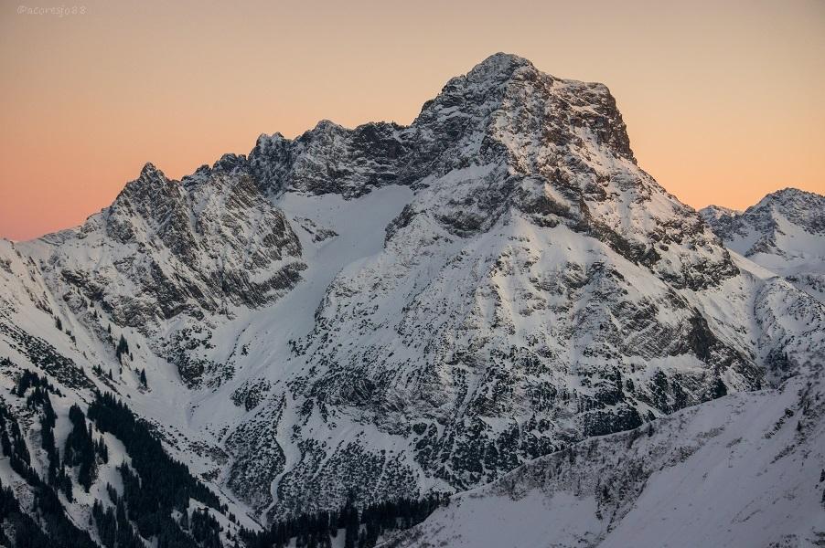 Widderstein evening light by acoresjo88