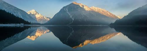 mirror lake by acoresjo88