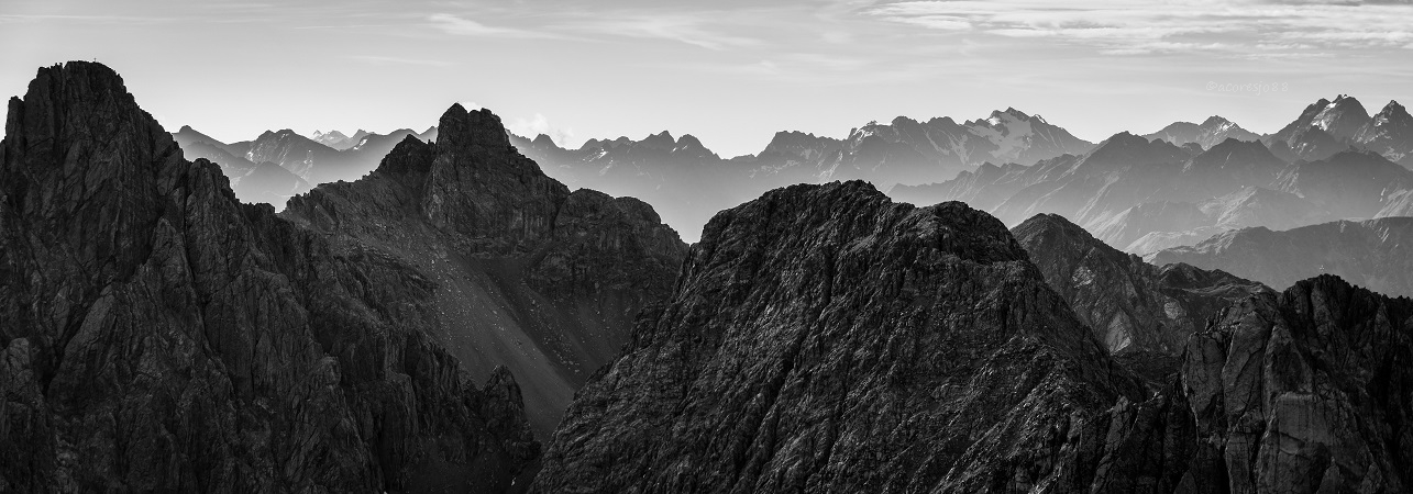 peaks of Tyrol by acoresjo88