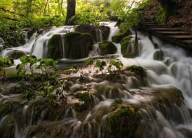 Plitvice falls IV by acoresjo88