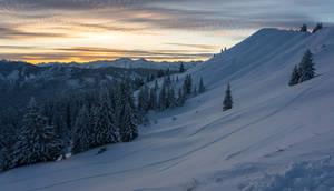 Winter is back in Bavaria... by acoresjo88