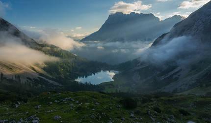 misty paradise