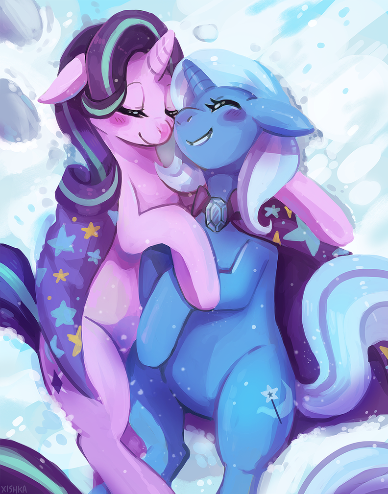 Snow Day by Xishka