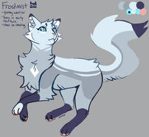 Frostmist Quick Ref by Xishka