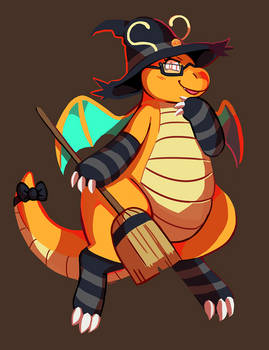 Dragonite Witch