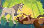 Spring Wolfwalkers