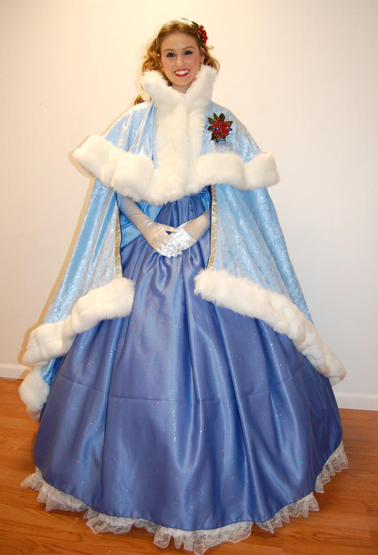 Wintertime Cinderella by dragonariaes