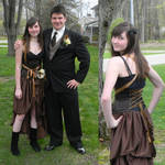 Steampunk Prom