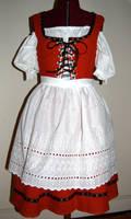 German peasant costume by dragonariaes