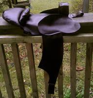Saddle costume by dragonariaes