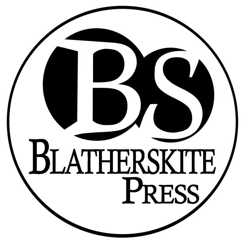 Blatherskite Press Logo by dragonariaes