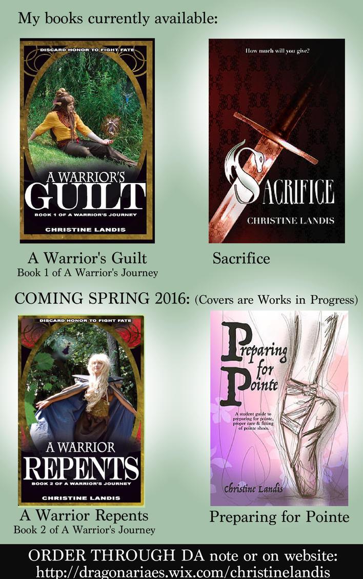 Books by dragonariaes
