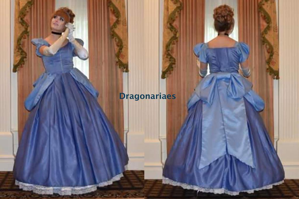 Another Cinderella by dragonariaes