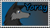 Yoray Stamp by charry-photos