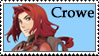 Crowe Stamp by charry-photos