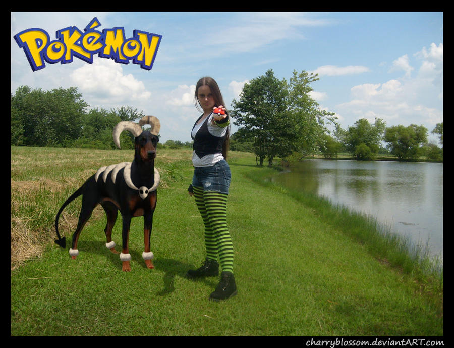 Pokemon Trainer by charry-photos