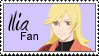 Ilia Silvestri Fan Stamp by charry-photos