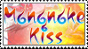 Mononoke Kiss Stamp by charry-photos