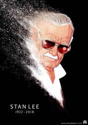 Stan Lee by yehudadevir