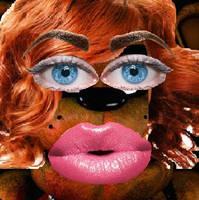 Freddy girl by Imjustawaffle123