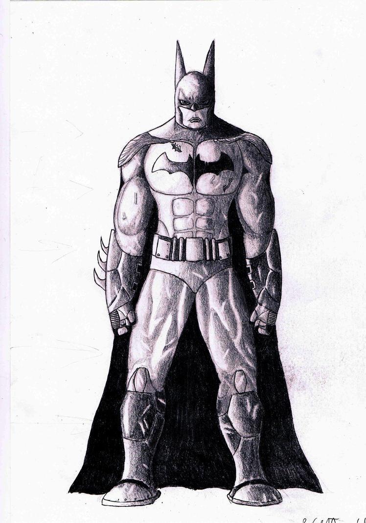 Batman!!!! by Samo94