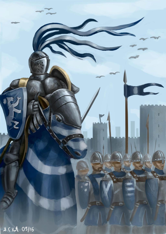 Age of Empires 2 Paladin by Samo94