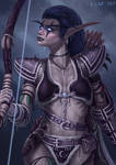 Night Elf Archer