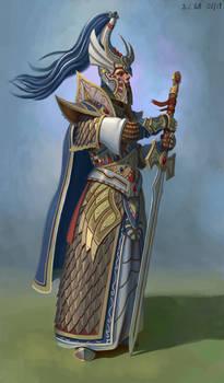 Swordmaster of Hoeth!