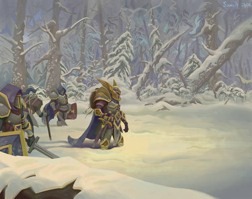 Alliance Winter Patrol