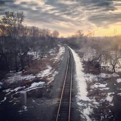 Train Track by KnowLife