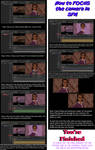 How to FOCUS a camera on SFM (Tutorial)