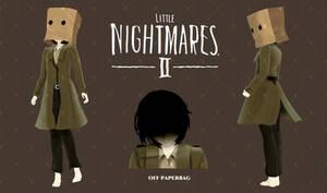 MMD Little Nightmares II Mono