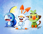 Choose Your Pokemon !