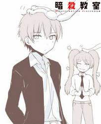 Miyuki Akabane [Assassination Classroom oc]