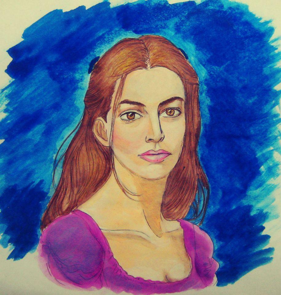 Anne Hathaway Stars As Fantine In: Fantine (Anne Hathaway) My ArtWorK By PrincessQuincel On