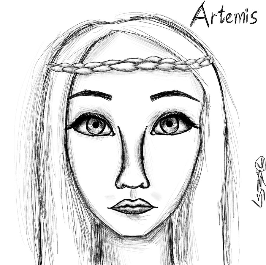 how to draw hera the greek goddess step by step