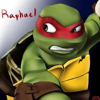 Raphael by LilachSigal