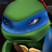 Leonardo by LilachSigal