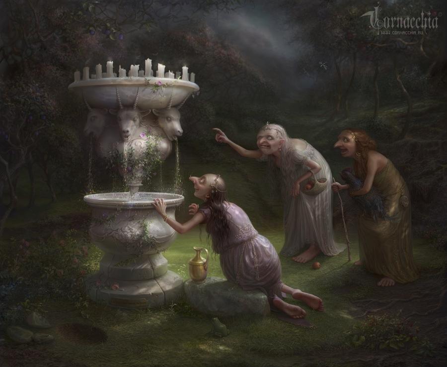 Fonte by cornacchia-art