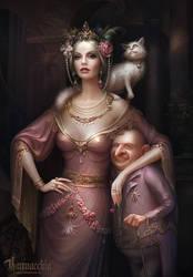Histoire d'amour et de desir by cornacchia-art