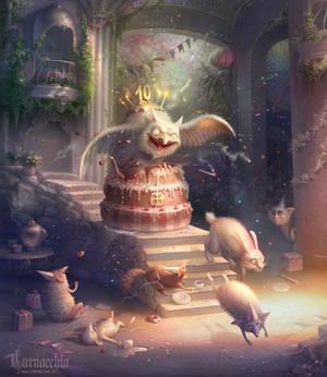 Demiart Birthday