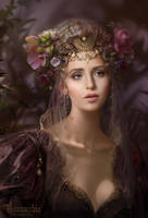 Elhemina by cornacchia-art