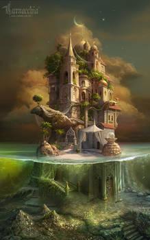 Kidnapped princesses island