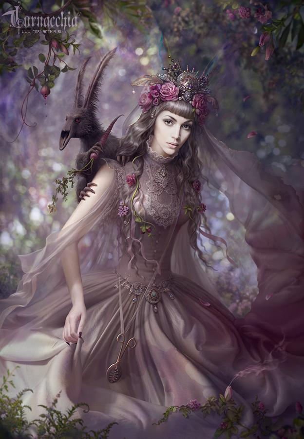 Fata by cornacchia-art