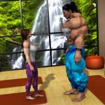 Hulk Yoga 3