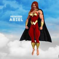 Princess Ariel by arkbishop