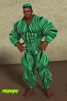 Greenpunk Shanaya III