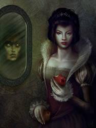 Dark Fairytale: Snow White by carpenoctem